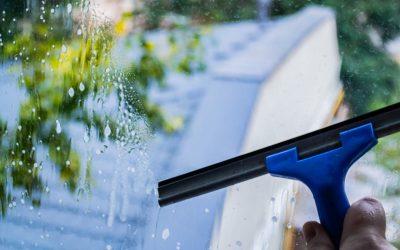 Nettoyer vos vitres sans effort