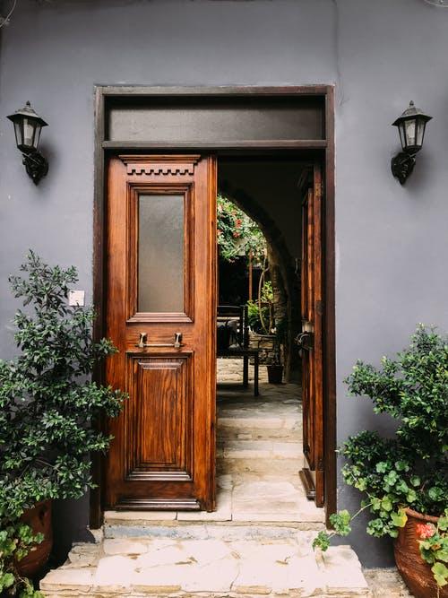 Choisir votre porte d'entrée, une question de design